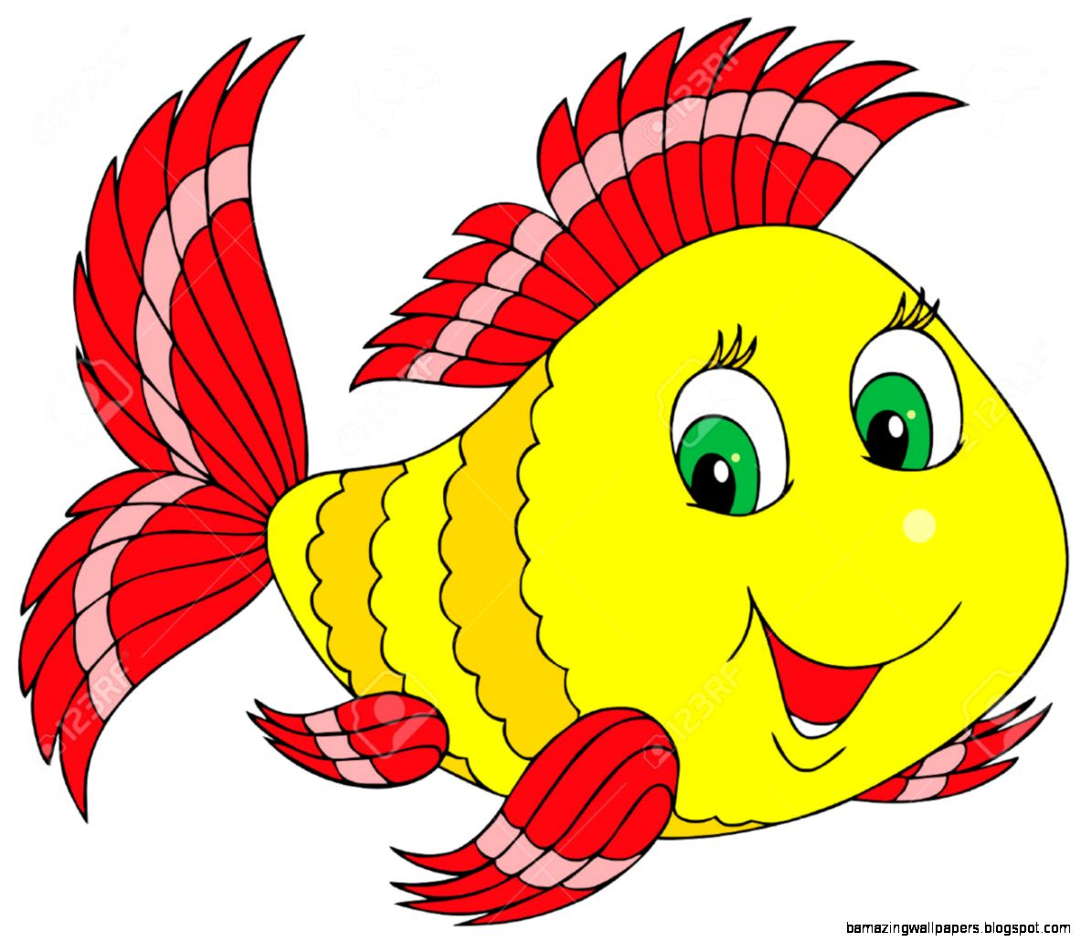 fish clipart  Girls2015
