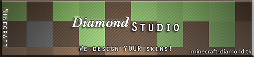 Minecraft Diamond Studio