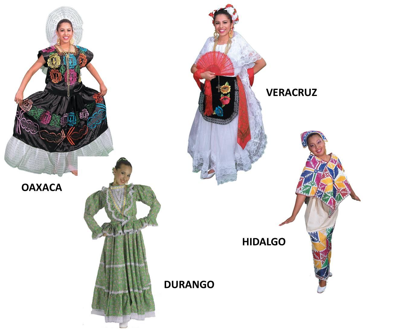 Renta de vestidos de jarocha en veracruz