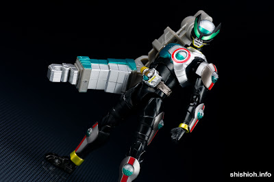 SH FiguArts Kamen Rider Birth Prototype Review