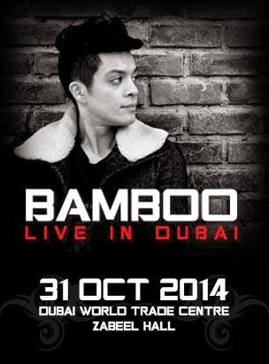 Featured: BAMBOO LIVE IN DUBAI 2014