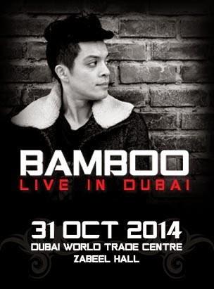 Featured: BAMBOO LIVE IN DUBAI 2014