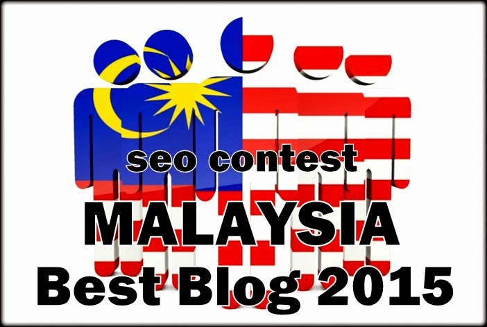 Contest SEO - Malaysia Best Blog 2015