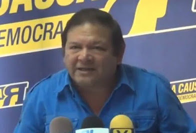 Andrés Velásquez: Vamos a un paro nacional