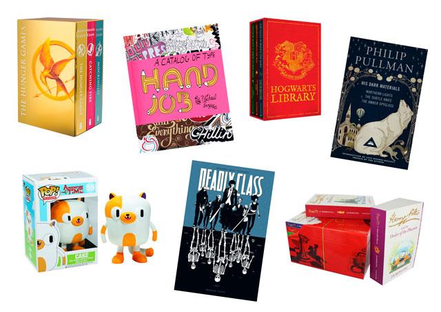 Books & Graphic Novels wishlist