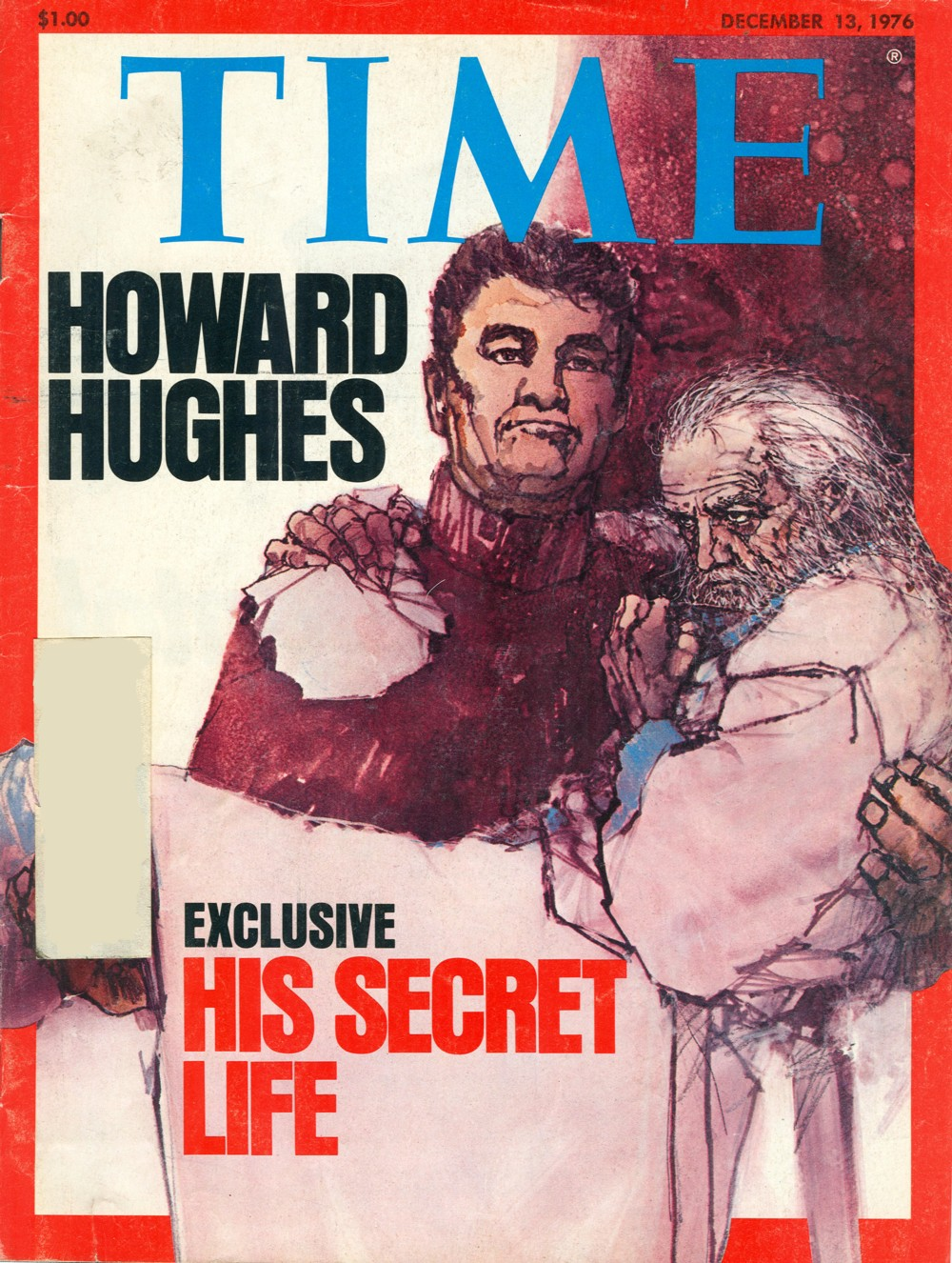 Howard hughes last pictures