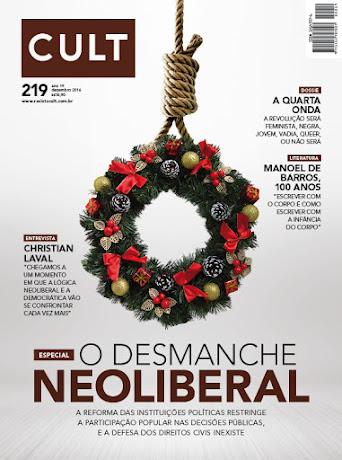 Revista Cult - Dezembro de 2016