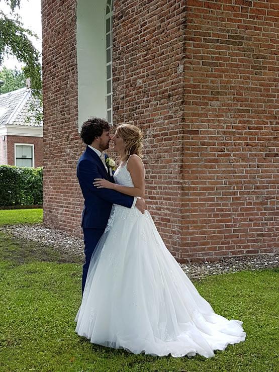 2 juli 2016: Trouwdag van Rauke & Baukje