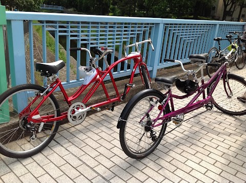 Tandem Touring in Japan
