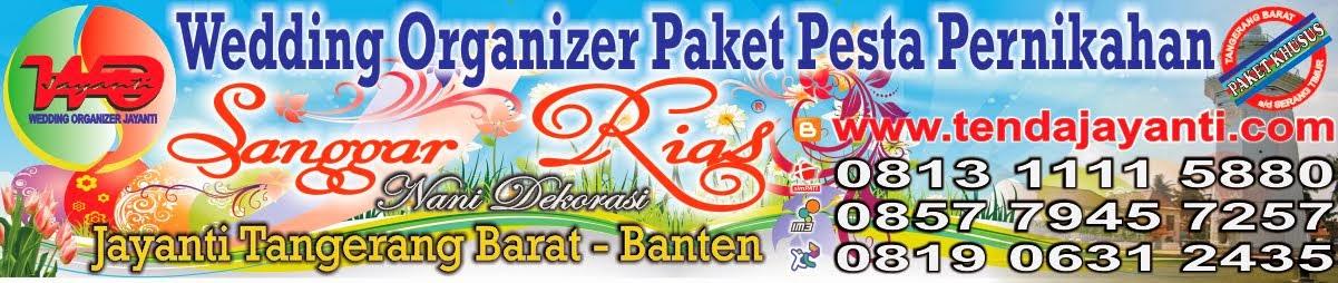 Paket Pesta Pernikahan Tangerang Banten