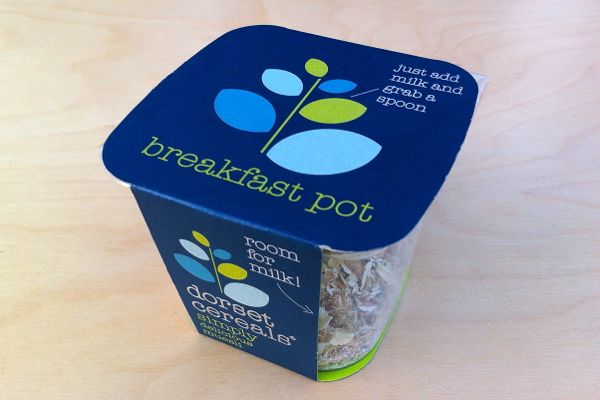 Dorset Cereals Breakfast Pot (muesli) - vegan