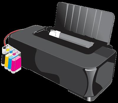 Memperbaiki Printer Infus Masuk Angin