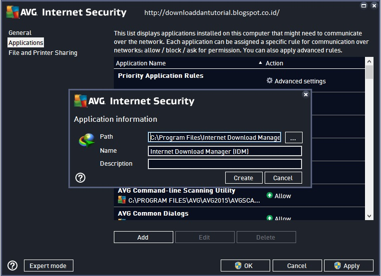 how to allow firewall for idm