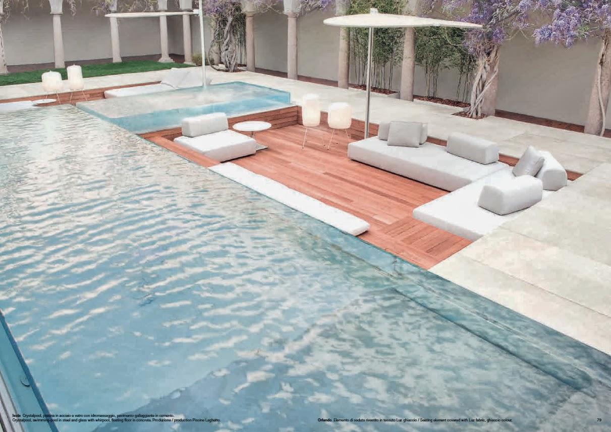 Catalogo paola lenti 2013 isola piscine laghetto news blog - Piscine laghetto ...