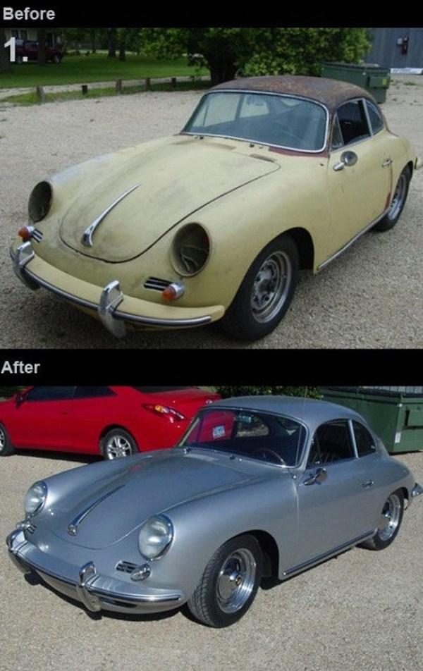 Old Classic Cars for New Life