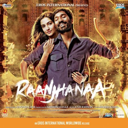 Raanjhanaa 2013 Hindi Mp3 Songs Free Download South Mp3 Old To