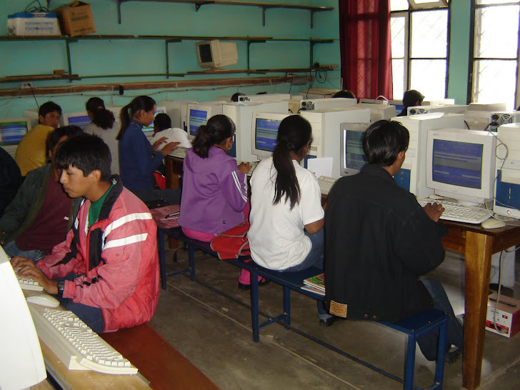 Sala de Computación