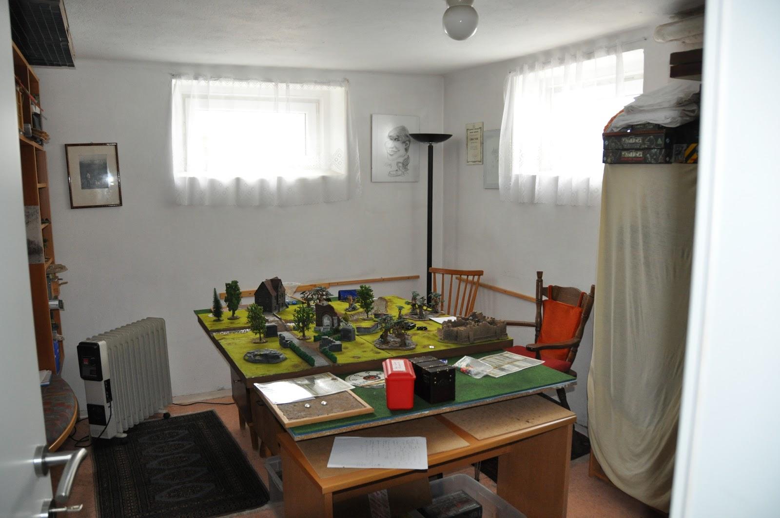 tabletop werkstatt wo findet das hobby statt. Black Bedroom Furniture Sets. Home Design Ideas