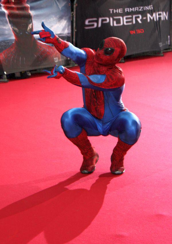 spiderman kinderfilm