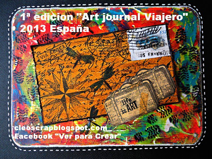 Art Journal Viajero 2013