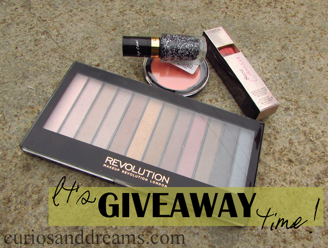 Giveaway, indian Giveaway, indian beauty Giveaway, indian makeup Giveaway
