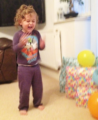 Happy 3rd Birthday! - A Letter to Ben