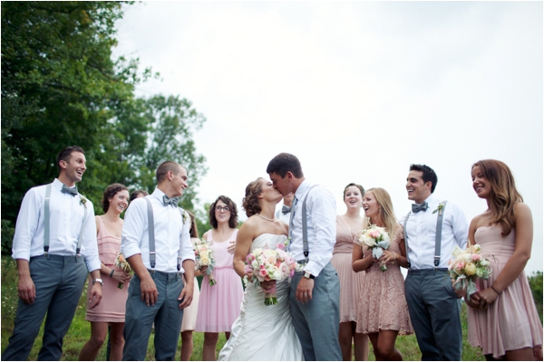 Backyard Farm Wedding [Rachel Joy Photos]