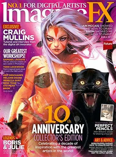 Imagine FX Magazine January 2016