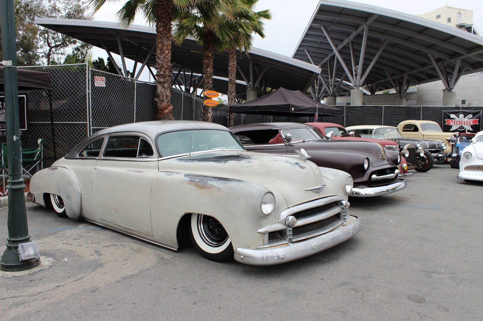 Covering Classic Cars : Ink & Iron Car Show 2013 at the Queen Mary