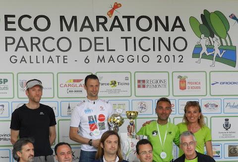 1a Eco Maratona del Ticino