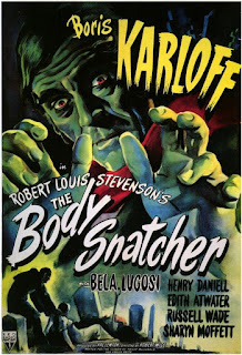 cadáveres, Robert Wise, Body Snatcher