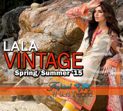 Lala Vintage Spring/Summer 2015