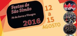 FESTAS DE S. SIMÃO ANIMAM PÉ DA SERRA E VINAGRA