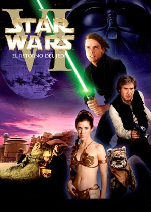 Star Wars Episodio 6: El Regreso del Jedi
