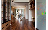 More Spaces with Movable Door by Fertility Design