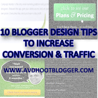 10 Psychological Blogger Design Tips To Increase Website Conversion