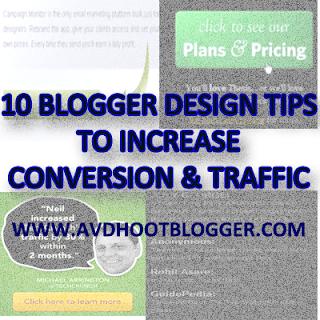 10 Psychological Blogger Design Tips To Increase Website Conversion