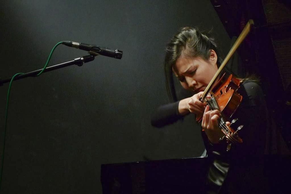 Sakato Fukuda - Credit Andy Newcombe