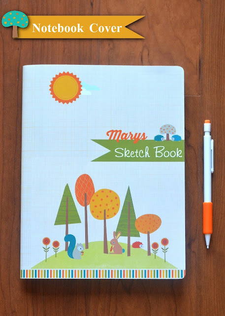 how to make a notebook out of scrap paper