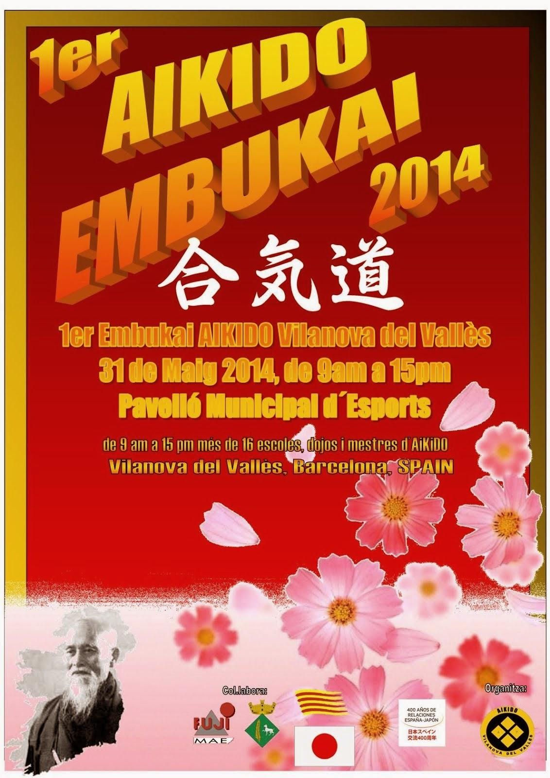 EMBUKAI AIKIDO 31 MAIG 2014