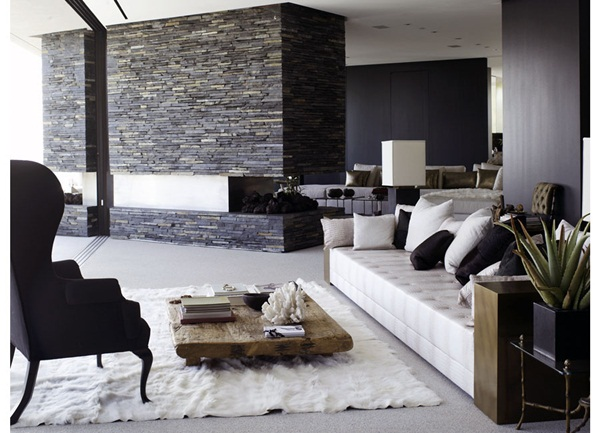 Beautiful Living Rooms Design Ideas Photographed by Richard