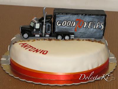 torta camion americano 70 anni