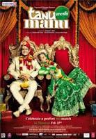 Tanu weds Manu R.Madhavan & Kangana Ranaut image