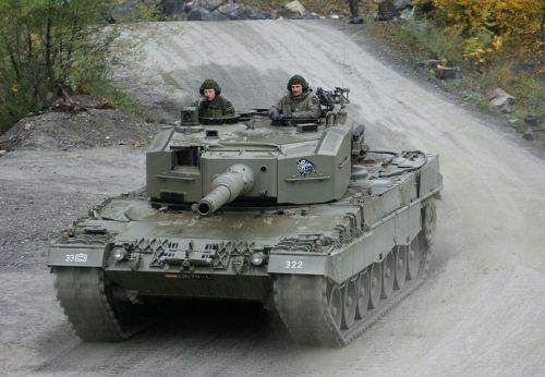 Dua Unit Tank Leopard Datang Pekan Ini