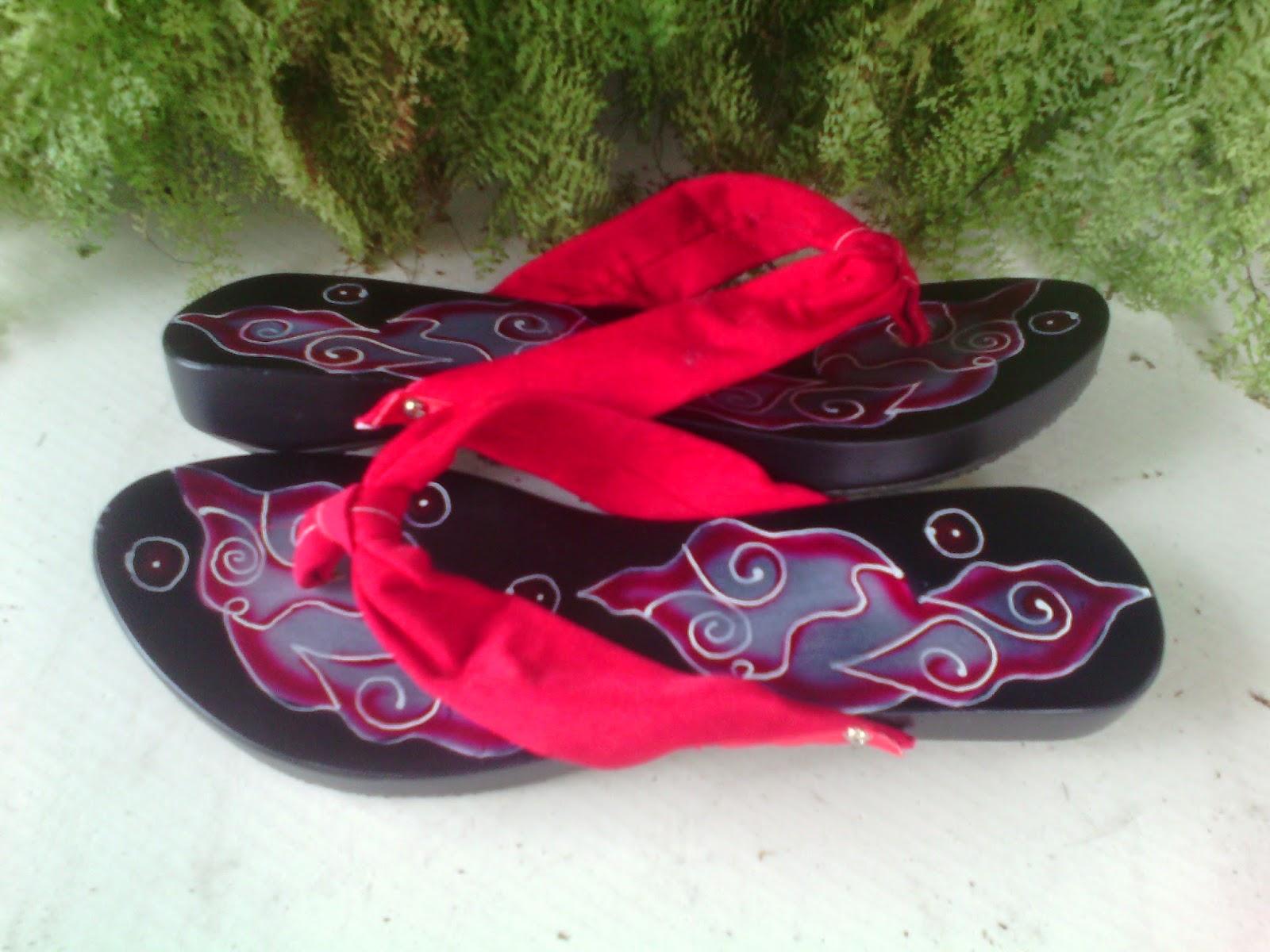 Harga Sepatu Cantik Kelom Geulis Tasikmalaya