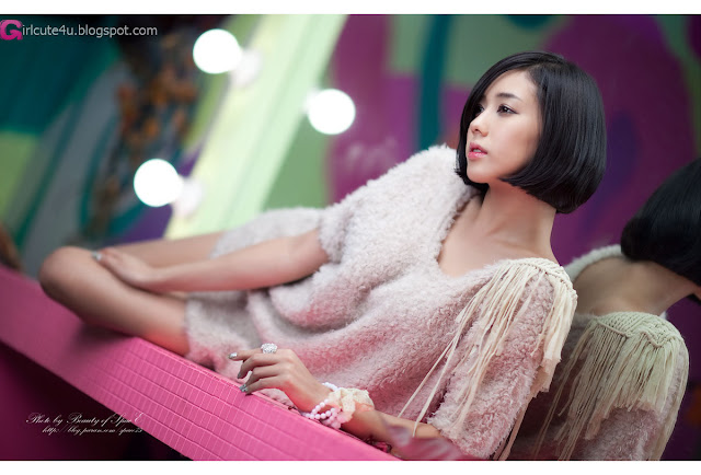 1 Kim Ha Yul - Short Hair-very cute asian girl-girlcute4u.blogspot.com