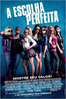 """Poster do filme """"A Escolha Perfeita"""""""