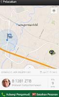 cara memesan taxi online