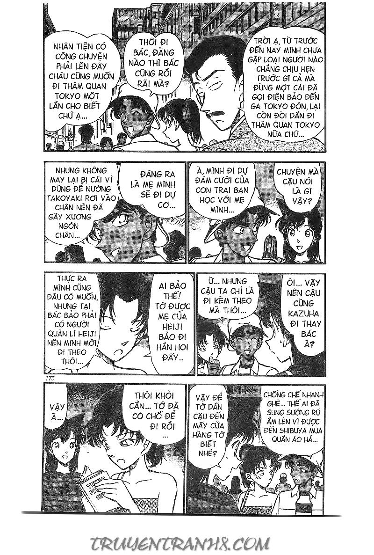 xem truyen moi - Conan Chap 211