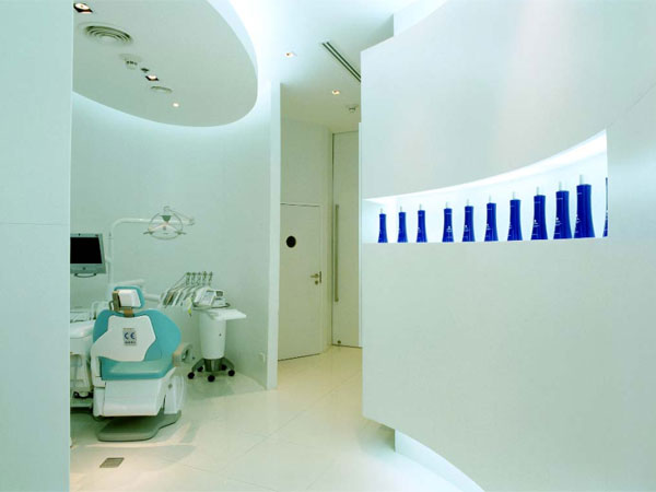 Glamcornerxo Dental Clinic Interior Design